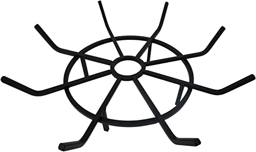 Pleasant Hearth OFP24WG 1 2 thick 24 Steel Fire Pit Grate