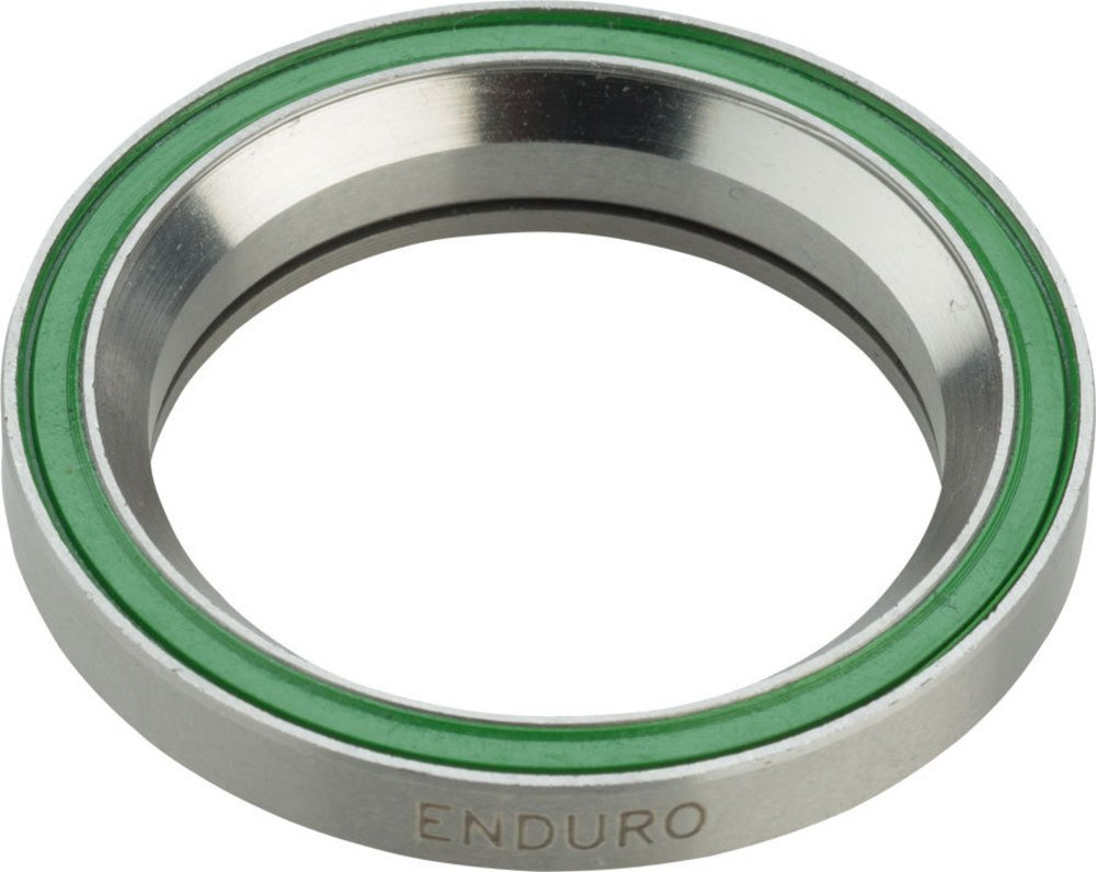 ABI 1 1/4'' 45 x 45 Degree Stainless Steel Angular Contact Bearing 31.4mm ID x 46.8mm OD x 7mm wide