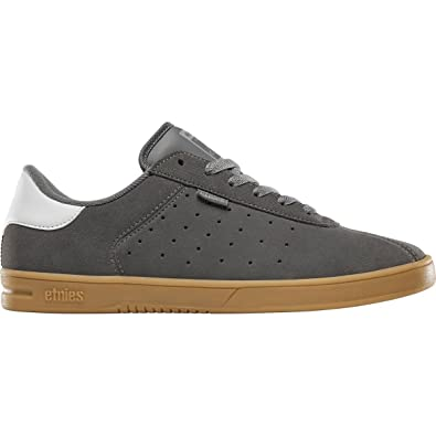 Etnies The Scam, Chaussures de Skateboard Homme, Gris (Grey/Gum 367), 45 EU