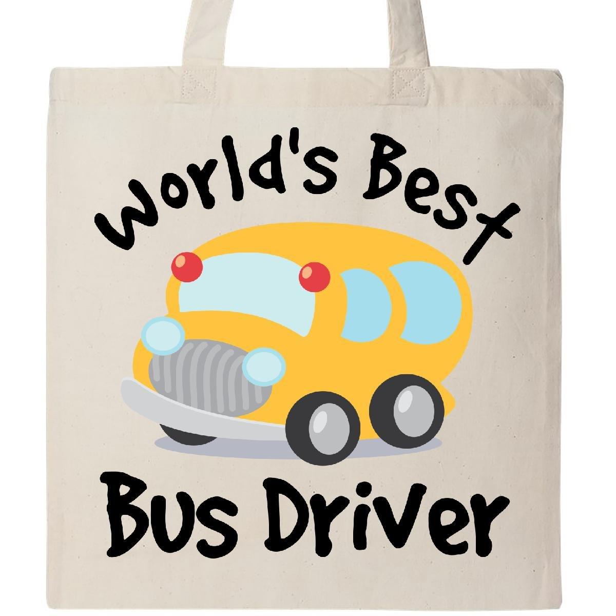 【国内正規総代理店アイテム】 Inktastic Best Worlds Best School Bus Driverトートバッグ One School Size B07113MFN9 Inktastic ナチュラル, 楽譜 スコアオンライン:2481853a --- 4x4.lt