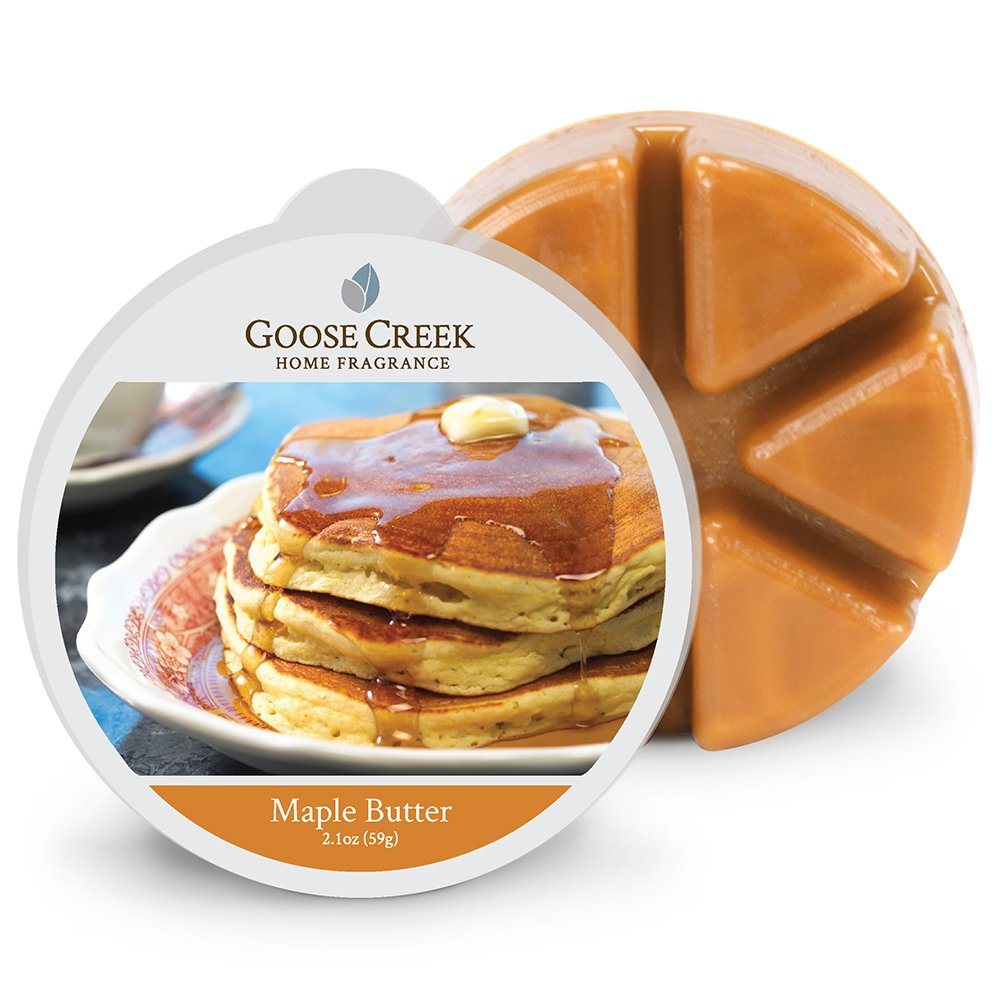 Goose Creek Maple Butter Wax Melt Pack, Tan EW113