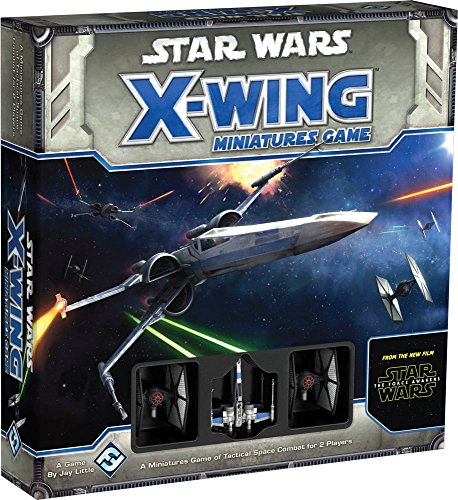 Star Wars: The Force Awakens X-Wing Miniatures Game Core Set (Fantasy Flight Games X Wing)