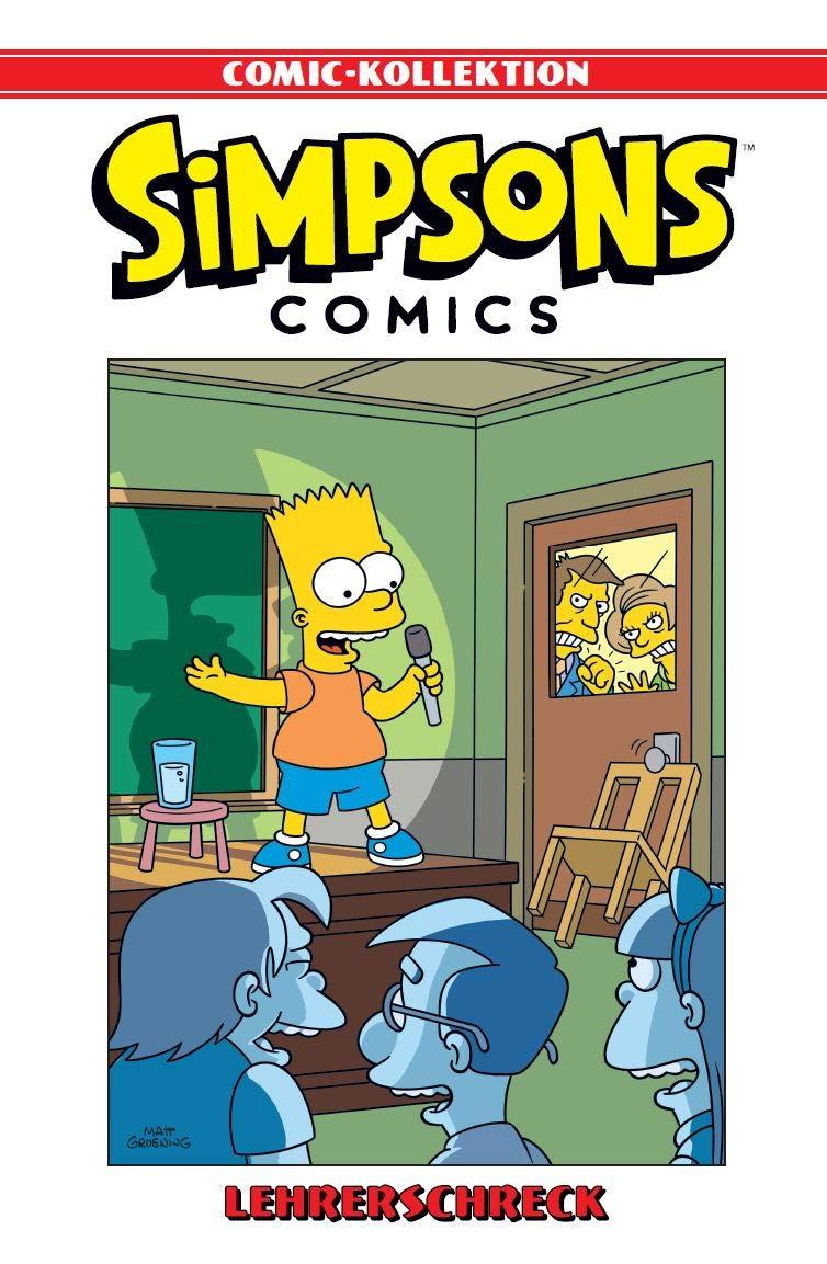 Simpsons Comic-Kollektion: Bd. 15: Lehrerschreck Gebundenes Buch – 22. Oktober 2018 Matt Groening Marc Hillefeld Nadine Schneider Matthias Wieland