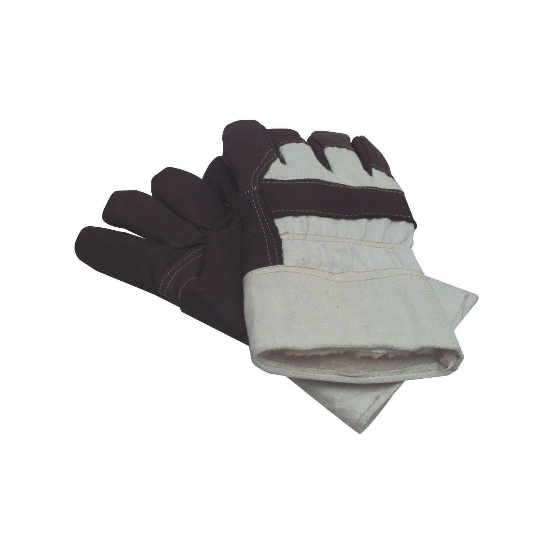 STAFFL 110101 Winter-Arbeitshandschuh Rind-Color Gr.11 EN420 Kategorie I