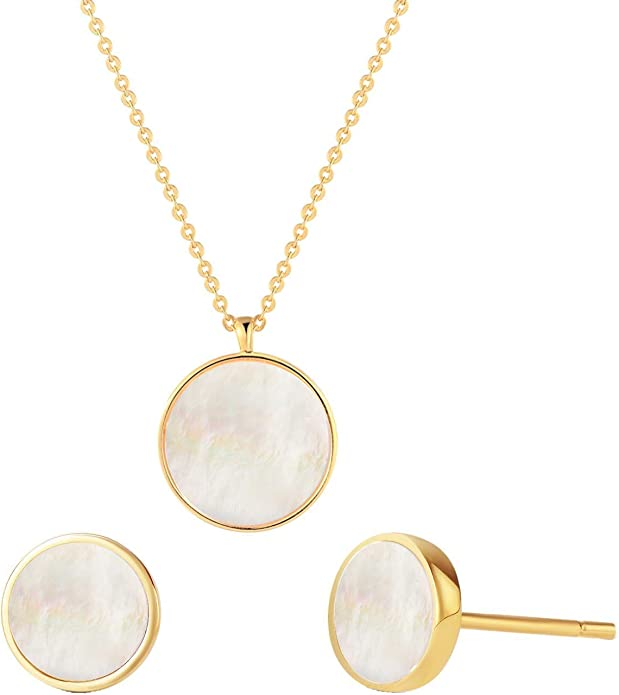 Sterling Silver Mandala Charm Necklace Boho Dainty Layering Jewellery 925