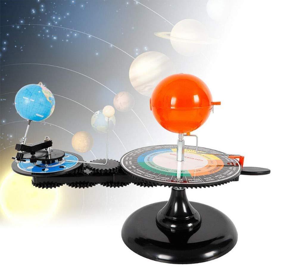 CHUXUE Sistema Solar Sol Tierra Luna Planetario Modelo Aprendizaje ...