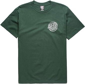 Santa Cruz - Camiseta de Punto de Ojo de pez