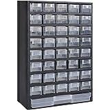 41-Tiroirs Armoire/module/casier de rangement plastique