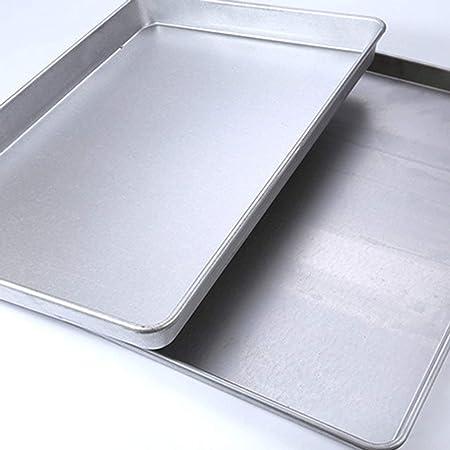 MXECO - Bandeja de Horno de Aluminio Rectangular 60 x 40 - Bandeja ...