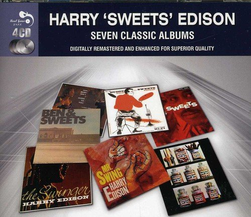 7 Classic Albums - Harry Sweets Edison