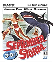 September Storm 3D [Blu-ray] by Kino Lorber