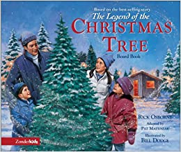 on sale daede 8fab9 Legend of the Christmas Tree Board Book, The ... - Amazon.com