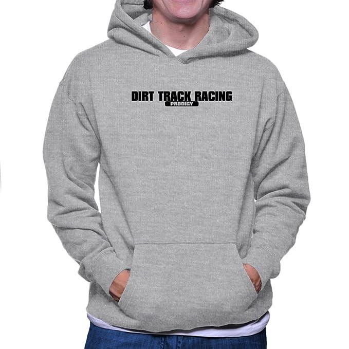 Teeburon Prodigy Dirt Track Racing Sudadera con Capucha: Amazon.es: Ropa y accesorios