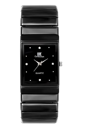 pages charlize white black and mesh matte watches products