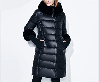 Jacket Women Camperas Mujer Abrigo Invierno Coat Women Park Plus Size 5XL Fur Collar Hat Cuffs Thick Europe at Amazon Womens Coats Shop