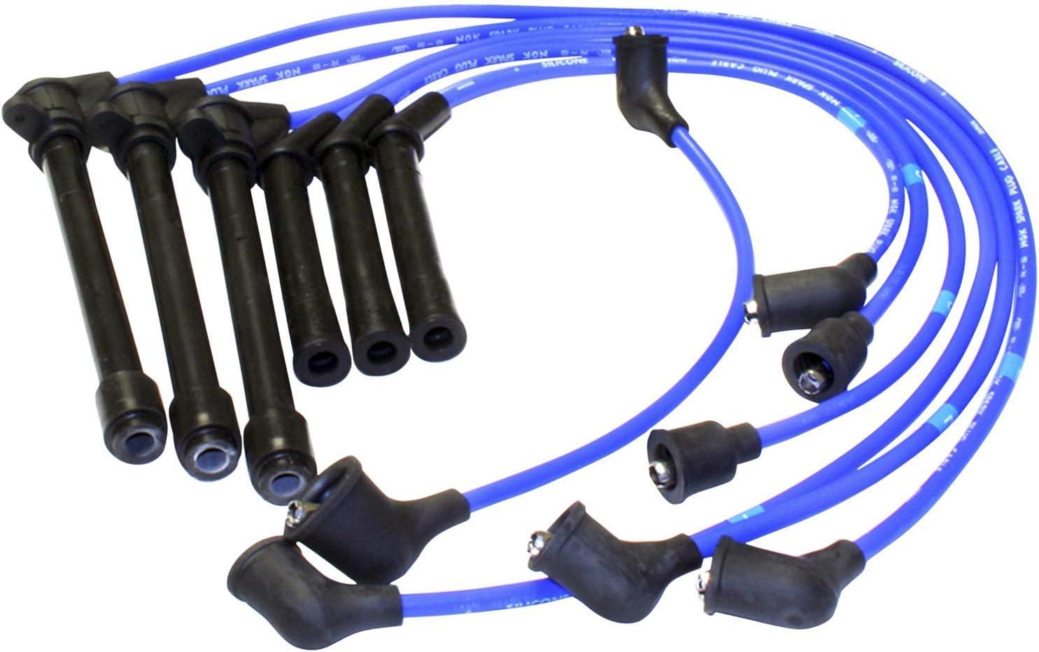 Fresno Mall NGK 9090 Max 83% OFF RC-NX91 Spark Set Plug Wire