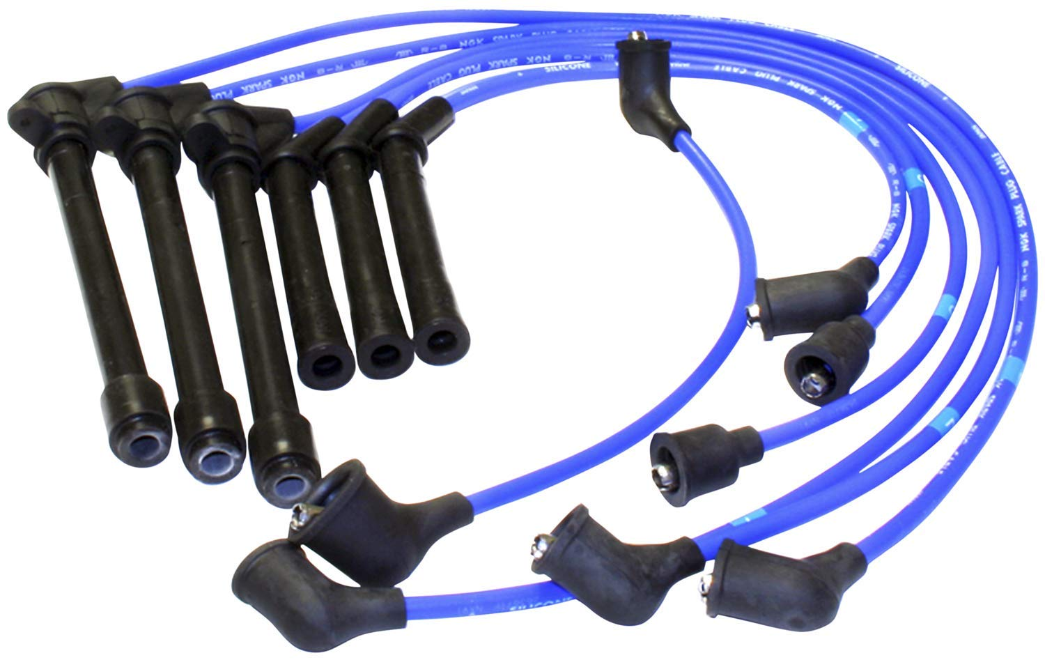 NGK RC-NX91 Spark Plug Wire Set by NGK