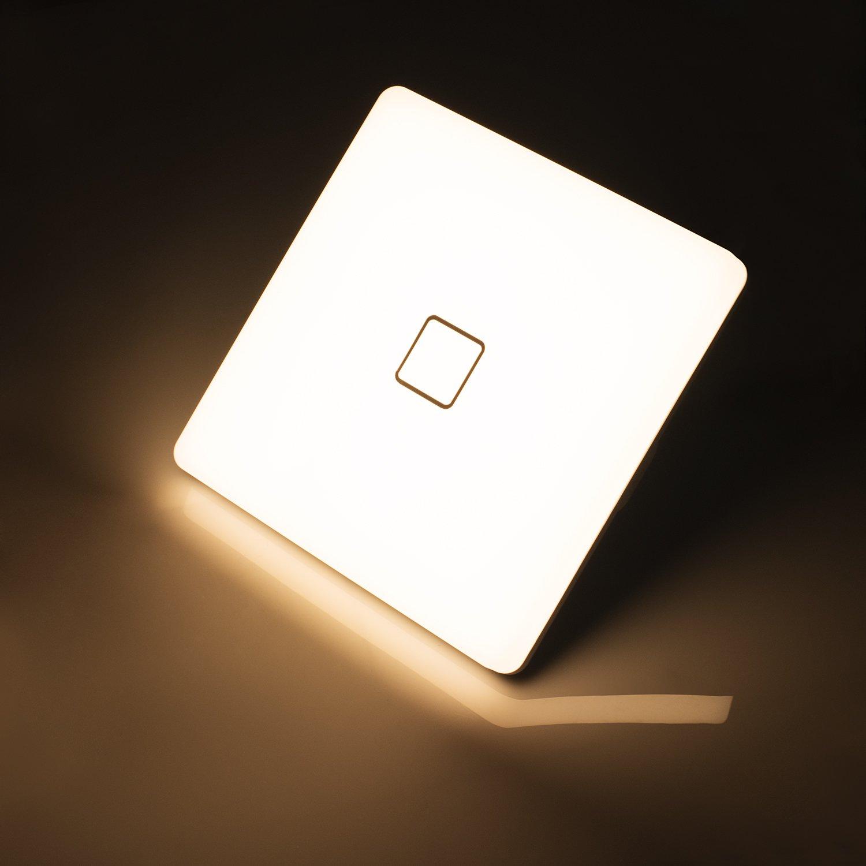 24W LED Wasserfeste Deckenleuchte - Warmweiß