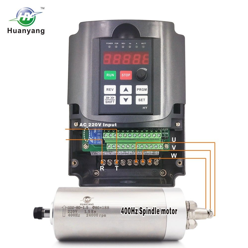 Amazon vfd 220v 15kw 2hp variable frequency drive cnc vfd amazon vfd 220v 15kw 2hp variable frequency drive cnc vfd motor drive inverter converter for spindle motor speed control huanyang hy series15kw cheapraybanclubmaster Images