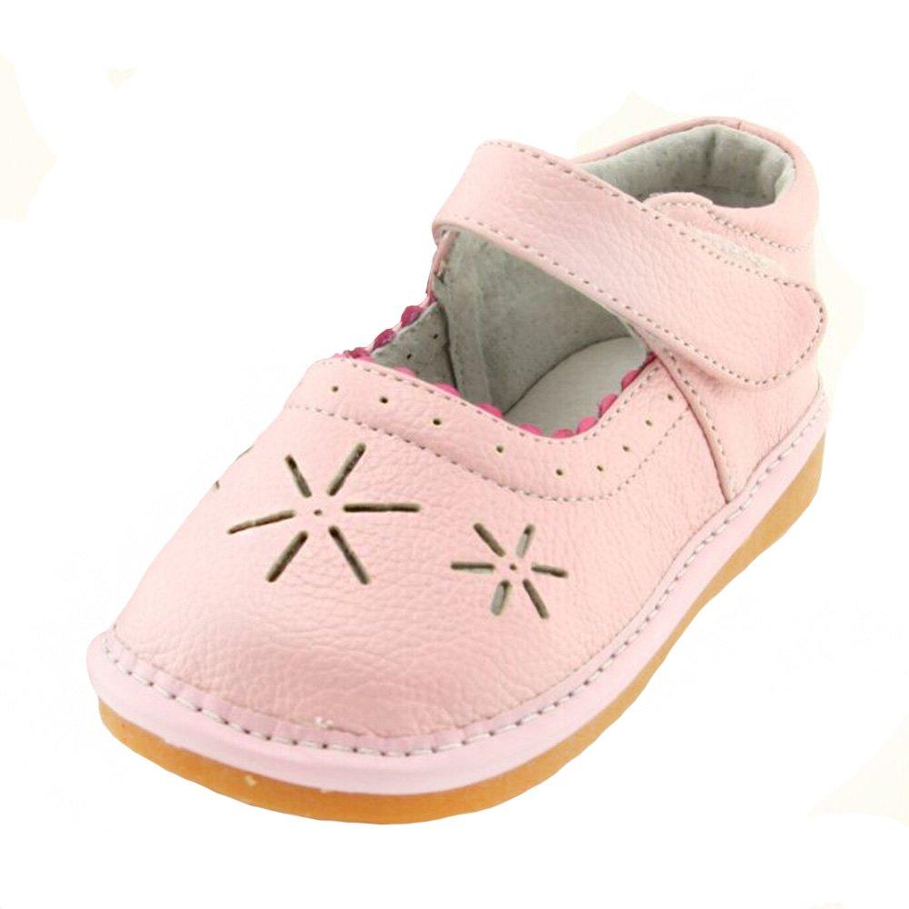 HLT Toddler//Little Kid Girl Winter Snowflake Squeaky Shoe