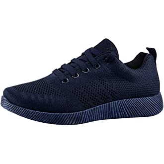 Amazon.com: Clearance Sale for Shoes,Womens Shoes Flying Woven Casual Shoes Candy Color Student Running Shoes: Clothing