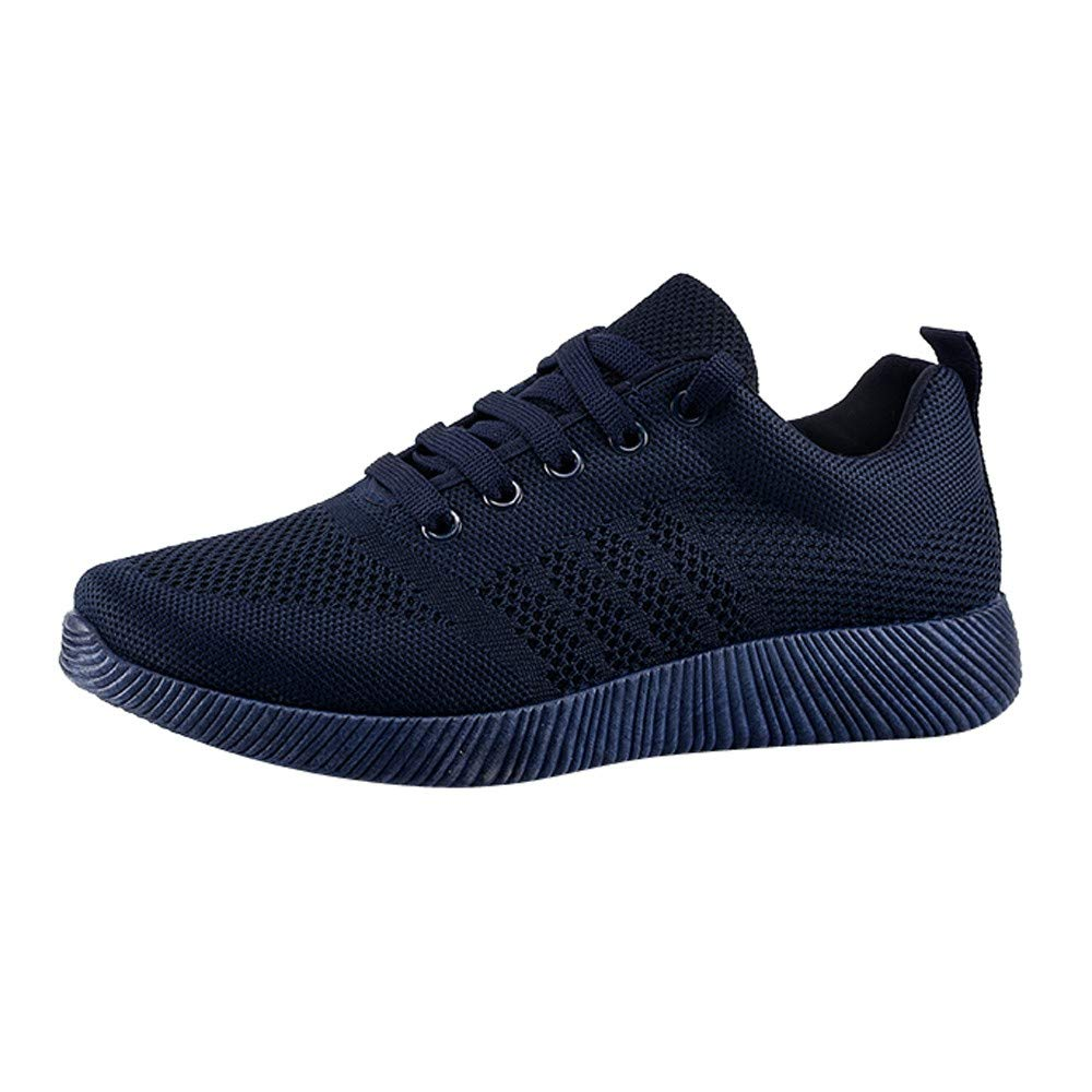 SHINEHUA Sportschuhe Damen, Damen Herren Laufschuhe Sportschuhe Sneaker Fitness Leichte Turnschuhe Frauen Schuhe Fliegen Gewebt Lässige Schuhe Süßigkeitsfarbe Studenten Laufschuhe