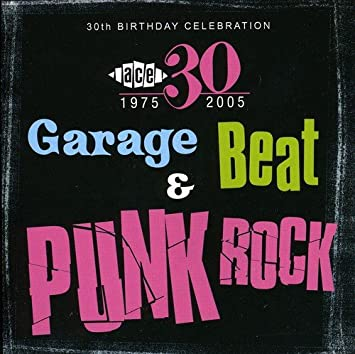 Garage Rock Punk Ace Birthday Sample