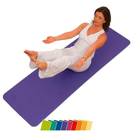 Airex - Esterilla para Pilates y Yoga, Color púrpura (Lila ...