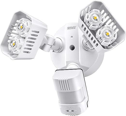 425 18W LED Strahler mit Bewegungsmelder außen Fluter Art