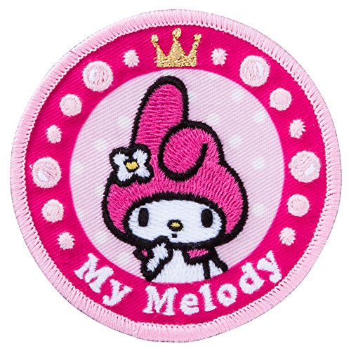 Minoda Sanrio Characters Cotton Patch Iron u0026 seal for both My Melody S01Y5834