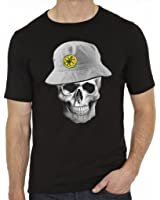 The Reni Bucket Hat Lemon Men's Fashion Quality Heavyweight T-Shirt.