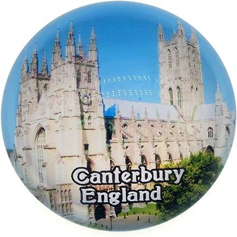 Fridge Magnet Kent Gift Present Souvenir Canterbury Cathedral