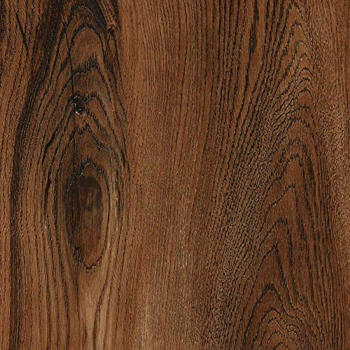 Wide Red Hickory 8.7 in. x 47.6 in. Resilient Vinyl Plank Flooring with SimpleFit End Joint (20.06 sq. ft. / case)