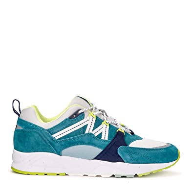d1a0bf43cbd04 Amazon.com | Karhu Men's Sneaker Fusion 2.0 in Suede E Nylon Avio E ...