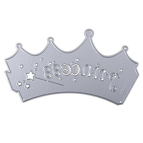 globeagle princesa corona corte de metal muere Plantillas ...