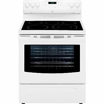 kenmore stove stainless steel. kenmore 94203 5.7 cu. ft. self clean electric range in stainless steel, includes stove steel n