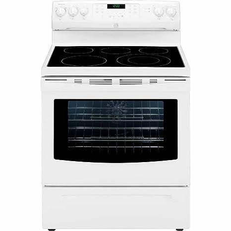 kenmore ultra bake oven manual self clean