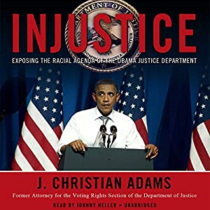 Injustice Audiobook