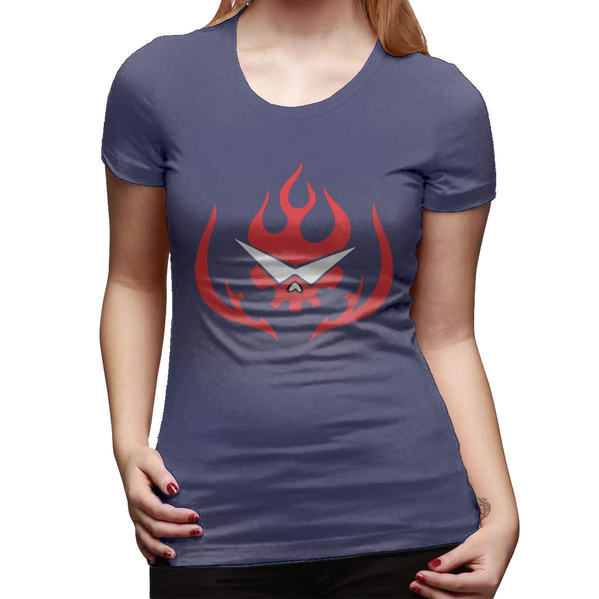 Nojfpaf Gurren Lagann Logo Short Sleeve 1979 Shirts