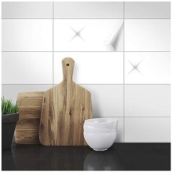 Wandkings Fliesenaufkleber - 30 x 60 cm, 20 Stück für Fliesen in ...