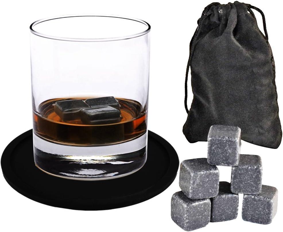 styddi Whisky Rocas hieio bebidas Chilling Piedras en caja de ...