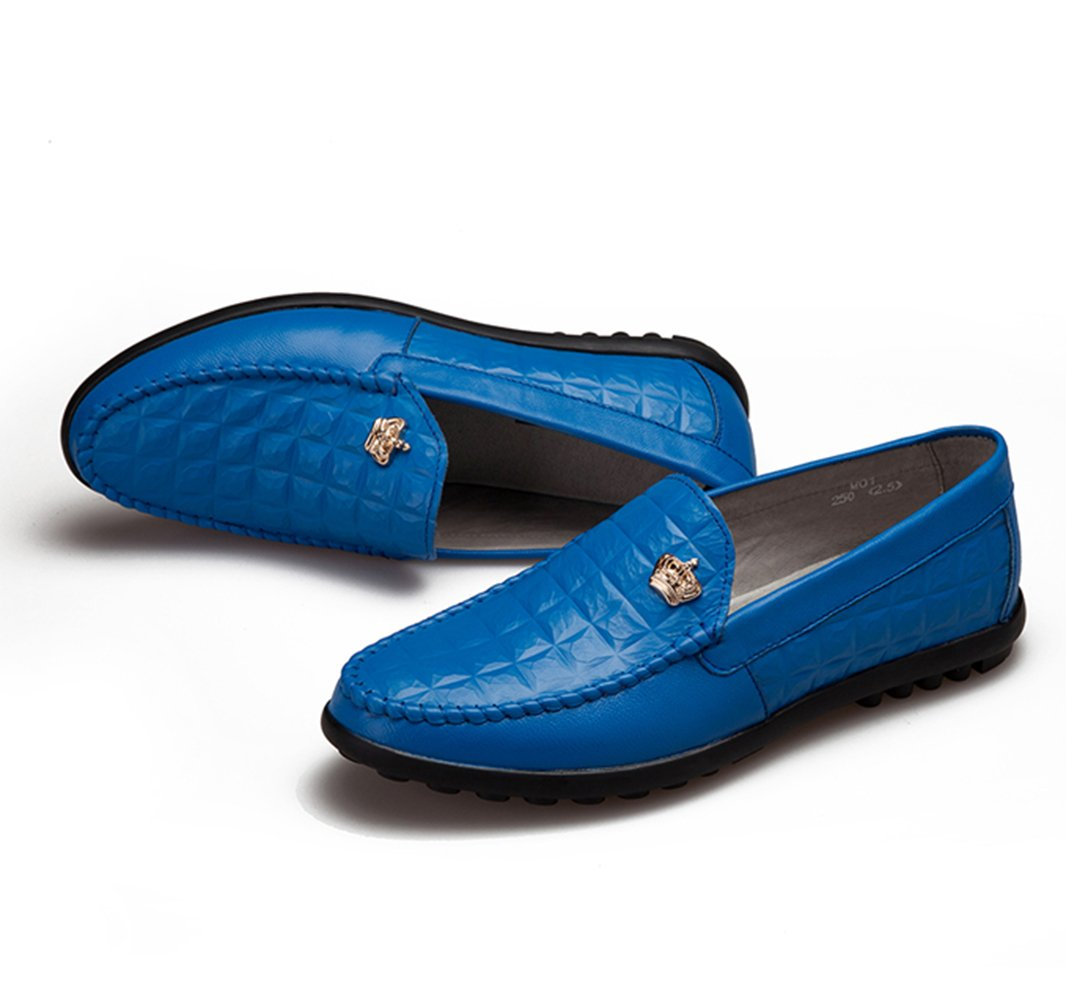 Men's Waterproof Slip-Ons - Perfect for Casual Walking and Outdoor Activities M01-42Be by HUMGFENG (Image #5)