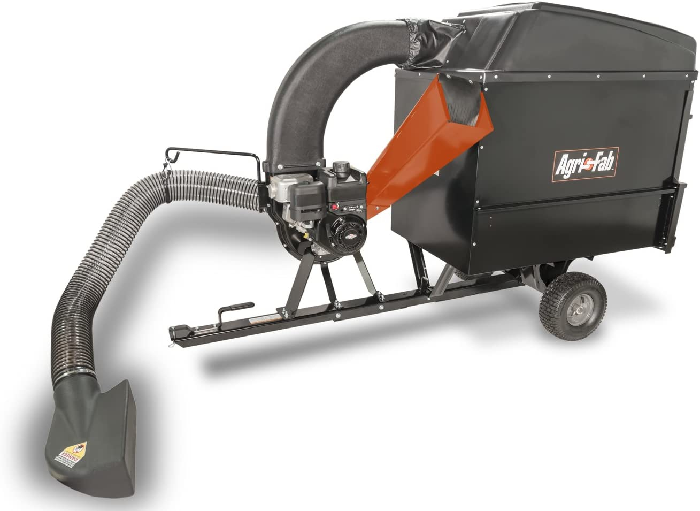 Agri-Fab 45-0540 Chip-N-Vac Lawn Vacuum, Black