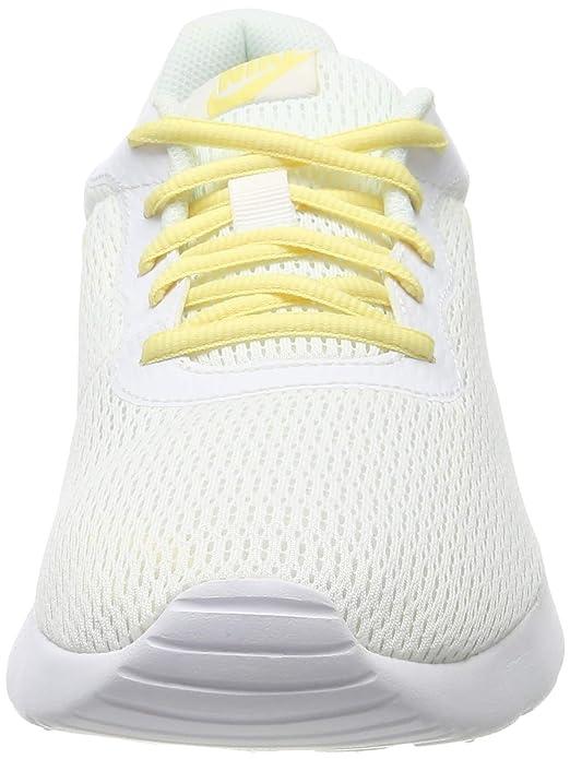 Nike Tanjun, Scarpe Running Donna, Arancione (Total CrimsonWhite), 42.5 EU