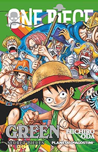 Descargar Libro One Piece. Guía Green Eiichiro Oda