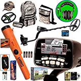 Garrett AT PRO Metal Detector Bonus Pack with Propointer AT, Headphones, Backpack, Pouch, Hat and Searchcoil Cover