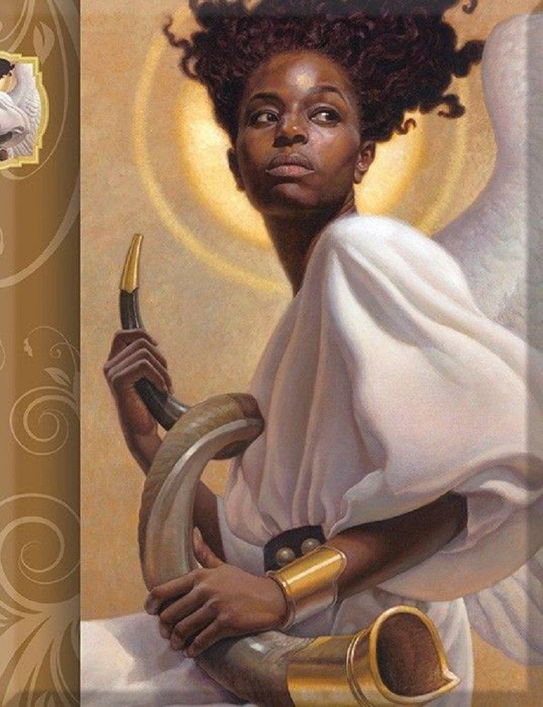 African Diaria American Expressions Preparación Diaria African para Sonar la Alarma 33fa5c