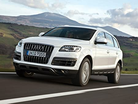 Car Wallpaper Audi Q7 4 2 Tdi Quattro Car W3558 Poster Print Size