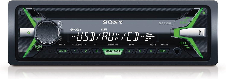 Sony Cdx G1102u Autoradio Elektronik