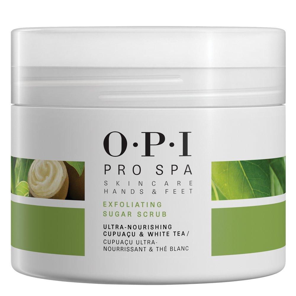OPI Pro Spa Exfoliating Sugar Scrub, 8.8 oz